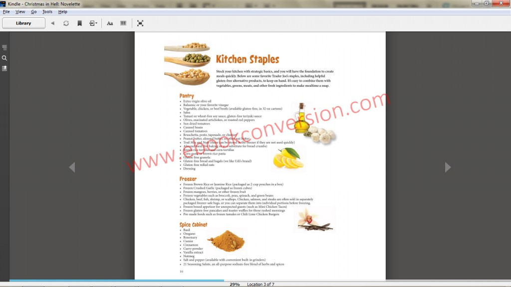Kindle-Fixed-Layout-cook-book-sample