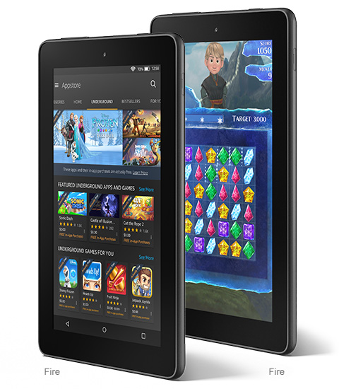 Kindle Fire ebook conversion